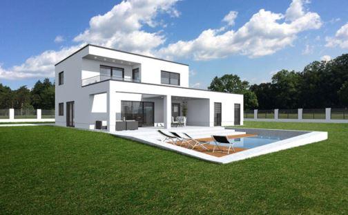 Moderne montažne hiše Rihter
