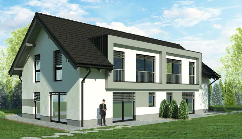 House 230 twin
